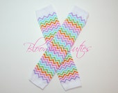 DIY Chevron Legwarmers ~ Supplies ~ Add Your Own Leg Warmer Ruffles and Bows by Bloomin Cuties Boutique