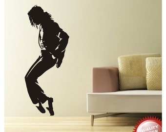 Michael Jackson vinyl wall decal sticker LARGE