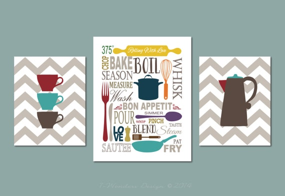 Kitchen Art Prints, Su...