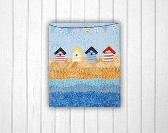 Seaside Minitaure Quilt Kit