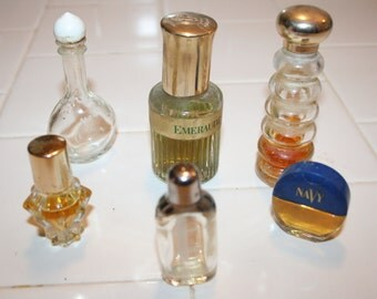old perfume, miniature bottles, vintage bottles, collectible bottles, avon bottles, bottles, perfume