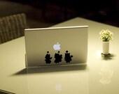 Macbook Decal sticker / Laptop Decal sticker - Final Fantasy Moogle trio featured image