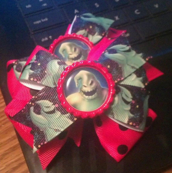 Oogie Boogie Bow