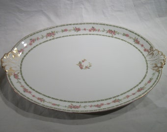 CH. Field Haviland Limoges Serving Plate