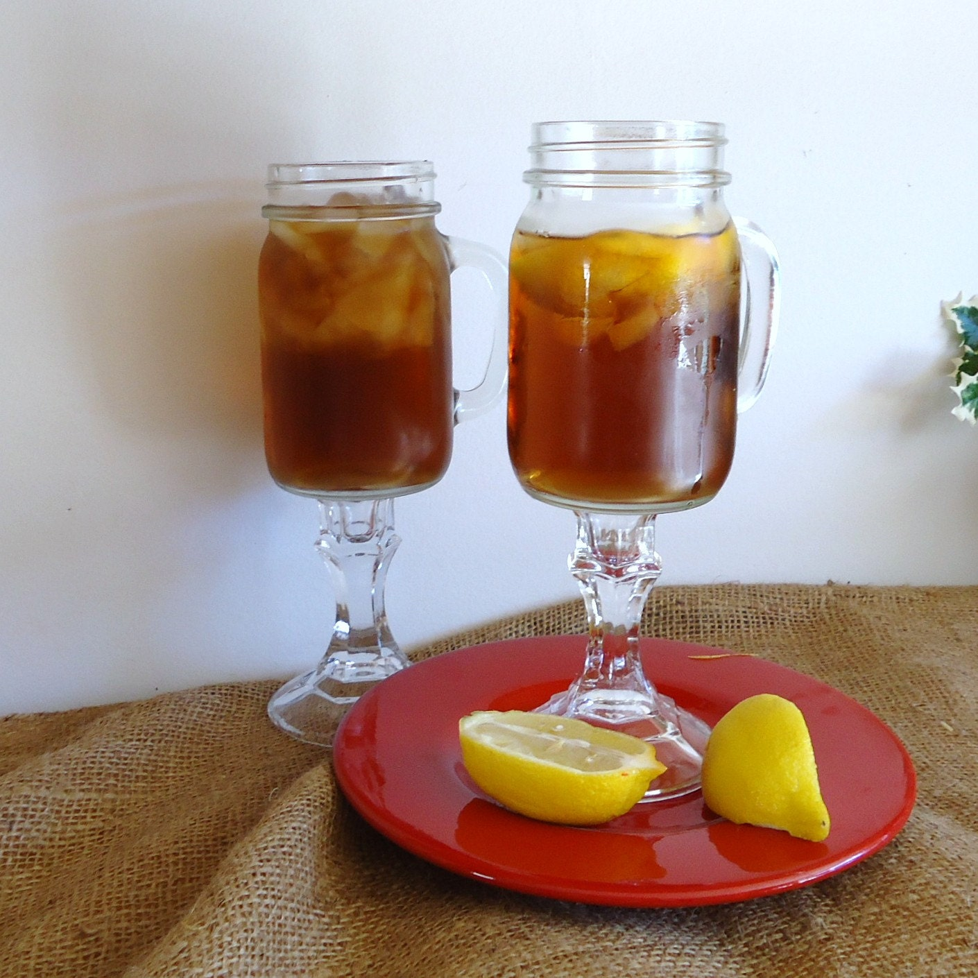Redneck Wine Glasses Drinking Glasses Mason Jar Wedding