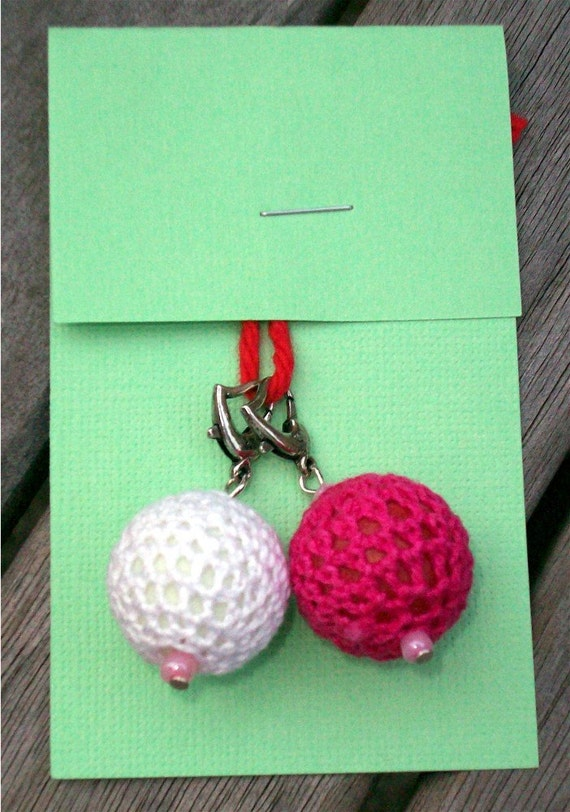 Crochet Stitch Marker Crochet Ball Removable Marker Heart Lobster ...