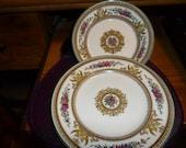 2pc. Vintage Wedgwood Bone China