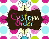 Custom Order for Pbelko