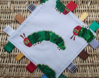 Taggy Blanket / Comforter - The Very Hungry Caterpillar