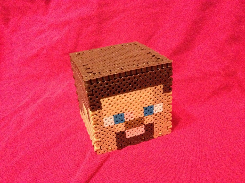 Minecraft Steve Perler Beads Usdchfchartcom