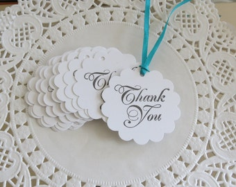 Thank You Tags - Set of 25