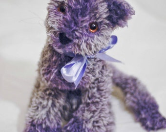 Custom Stuffed Animal - Cat