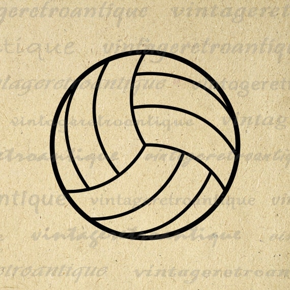 Challenger image within printable volleyball
