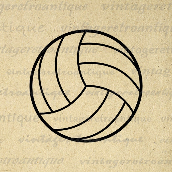 Divine image regarding printable volleyball