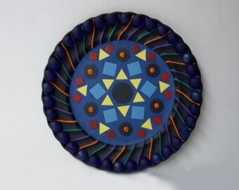 Kaleidoscope Plate 2
