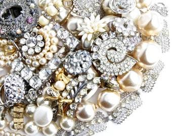 10 lb Jewelry Scrap treasure hunt