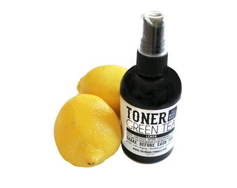 Lemon Green Tea Toner - 4oz