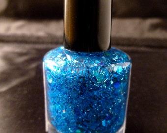 Computer Blue--full 15 ml bottle