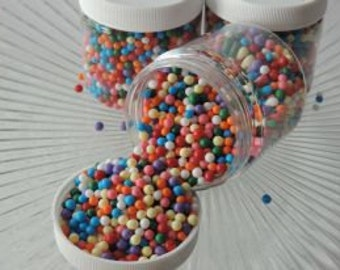 Mixed Sugar Pearls