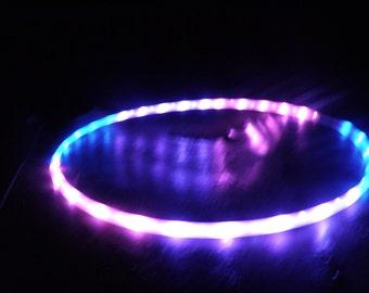 "40"" - 102cm Supernova by Colorado Hula Hoops - Rechargeable LED Hula Hoop"