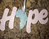 Africa Hope ornament