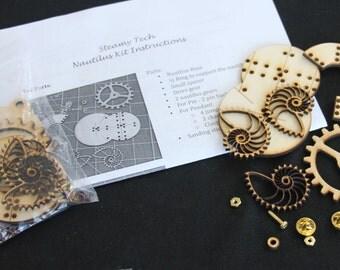 Kinetic Nautilus Gear Kit