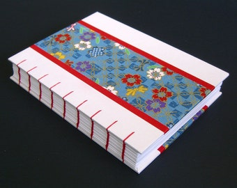 KAZARU (A6 Coptic Stitched Notebook)