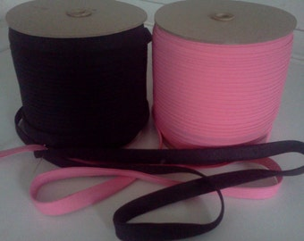1/2 inch extra wide double fold bias tape - by the yard