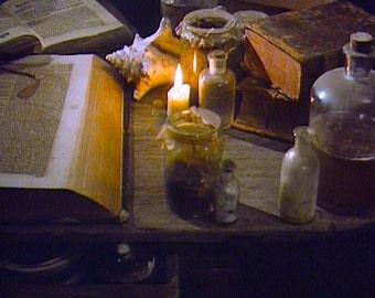Science of Magical Talismans Grimoire