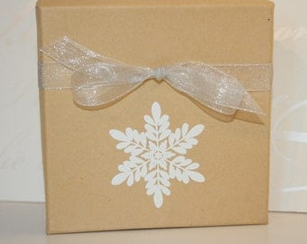 Holiday gift box, Embossed Gift Boxes, Paper gift box, Jewelry gift boxes, Christmas, Decorative gift box