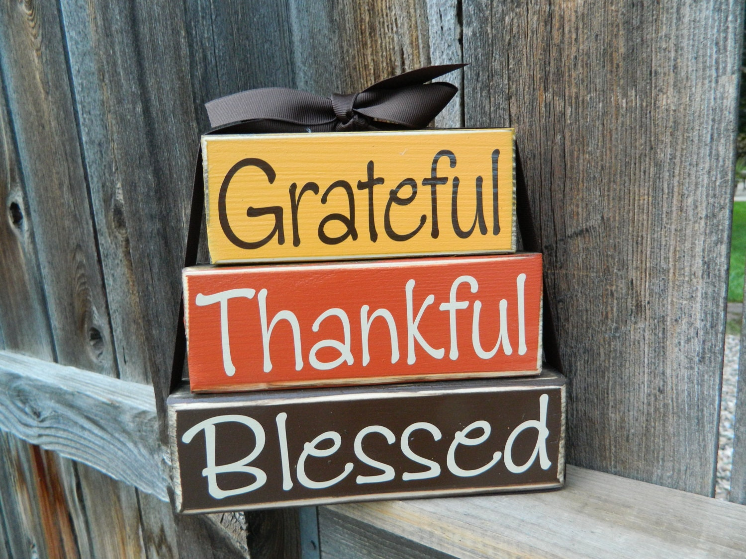 Thanksgiving Gift Thankful Grateful And Truly Blessed Quot Posters By