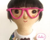 Custom doll, made to order
