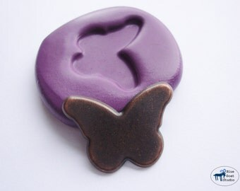 Butterfly Mold Small- Silicone Mold - Polymer Clay Resin Fondant