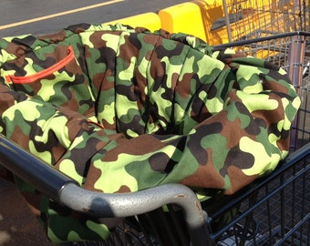 Baby Grocery Cart Cover