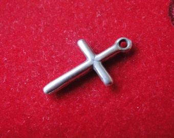 925 sterling silver cross, small silver cross,silver cross,cross