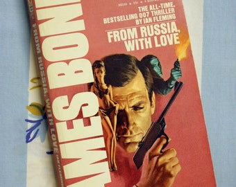 From Russia With Love, 1971 Bantam Book