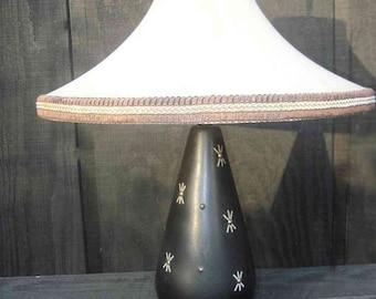 Atomic Era Starburst Lamp