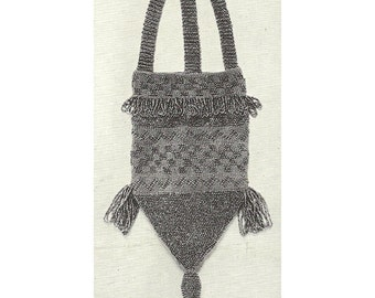 Crochet Miser Bag Pattern : Crochet misers purse Etsy