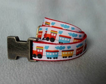 "1"" Trains Belt"