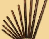 Transverse Flutes Professionally Tuned and Handcrafted