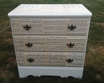 Popular Items For Music Decoupage On Etsy