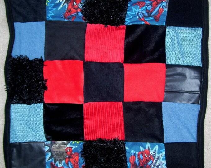 Texture Blanket