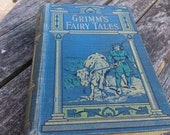 Rare Grimm's Fairy Tales Free shipping!