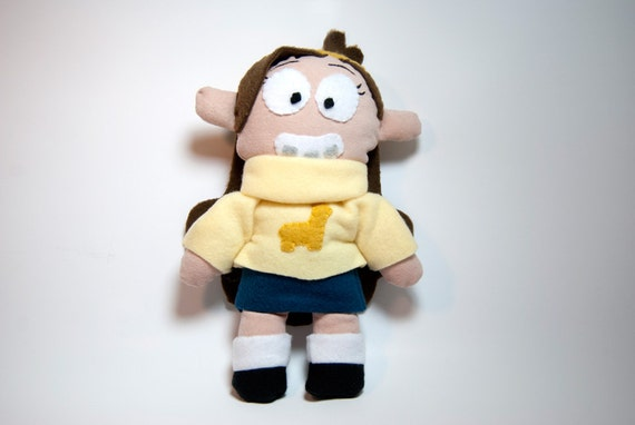 Gravity Falls Mabel Plush Doll
