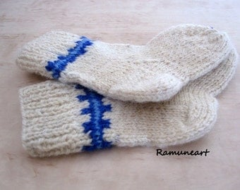 Baby Socks White (6-9 month)