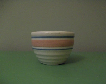 Antique American Small Porridge Bowl