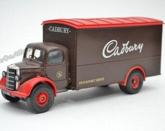 Corgi Toys Bedford O series Van (boxed)