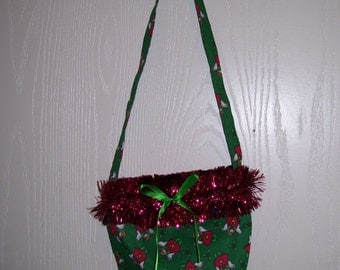 Girls Holiday Purse
