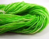Hand Dyed Sock Weight Mini Skein - SPRITE