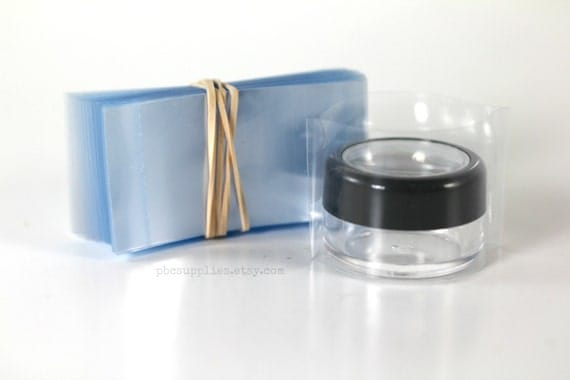 100 Plus Minus Clear Shrink Wrap Bands For Jars 3 By